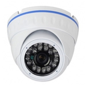 2IPDV4420 - IP Infrared Dome Camera - I/O - Vandal Proof - Sony - 1024P - 3.6mm Lens