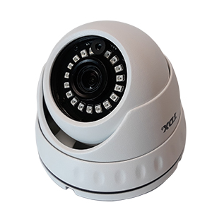 2IPDV8008 - 8MP - IP PoE Infrared Dome Camera - IR 20M - Outdoor - Sony Starvis 3.6mm Fixed Focus Lens