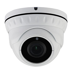 2IPDV8015POE - 5MP - IP PoE Infrared Dome Camera - IR 30M - Outdoor - 2.7-13.5mm 5X Zoom Auto Focus Lens