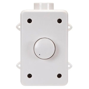 301515WH - Outdoor Speaker Volume Control - 100 Watts - White