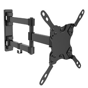 "309024BK - Full-Motion TV Wall Mount: 23""-42"" Screens"