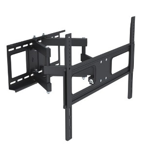 "309051BK - Full-Motion Dual-Arm TV Wall Mount: 37""-70"" Screens"