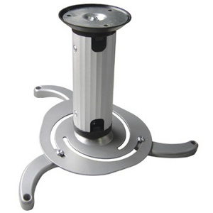 309070WH - Universal Ceiling Projector Mount (Max 22 lbs) - White