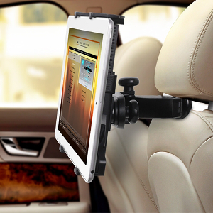 "309208 - Universal Car Headrest Mount for 7-10.4"" Tablets"