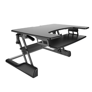 "309286 - Sit - Stand Height Adjustable Desk - 36"" x 25"""