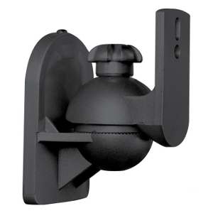 309503BK-1 - Satellite Speaker Wall Mount - Black