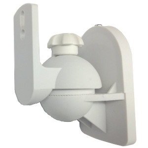 309503WH-1 - Satellite Speaker Wall Mount - White