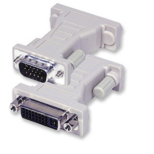 503230 - DVI-A Female to VGA Male Adapter