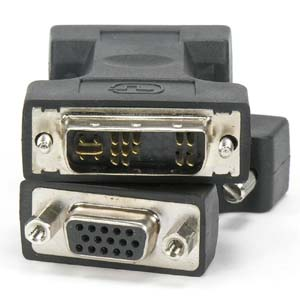 503231 - DVI-A Male  to VGA Female Adapter
