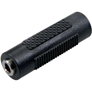 503462 - 3.5mm Stereo Coupler - Female to Female