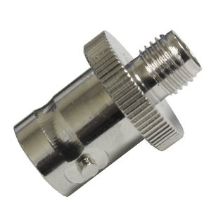 503718 - SMA to BNC Adapter - Female to Female