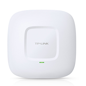 TL-EAP220 - TP-LINK - N600 Wireless Gigabit Ceiling Mount Access Point