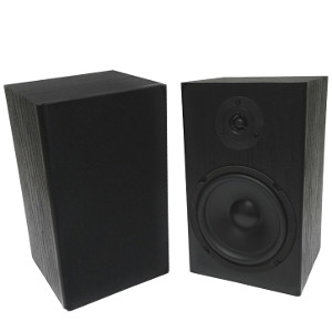 "TDX-BS65 - TDX - 6.5"" 2-Way Bookshelf Speaker - Pair"