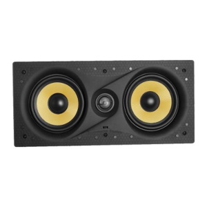"TDX-CC55 - TDX-Interlink - 5.25"" Dual 2-Way In-Wall Center Channel Speaker"