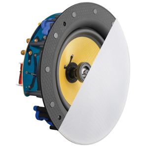 "TDX-CE8 - TDX-Interlink - 8"" Polypropylene 2-Way In-Ceiling Speaker"