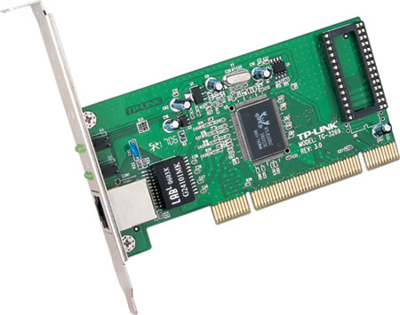 TG-3269 - TP-LINK - Gigabit PCI Network Adapter