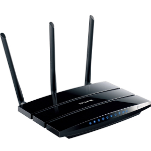 TL-WDR4300 - TP-LINK - 750Mbps Wireless Dual Band Gigabit Router
