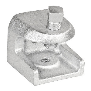 120995 - Screw-Type Beam Clamp with 1/4-20 Threaded Hole
